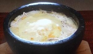 石鍋チーズリゾット