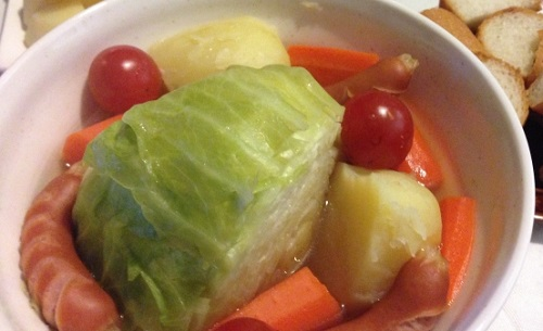ヒルナンデス:リュウジの春キャベツのステーキのレシピ!春食材レシピベスト5