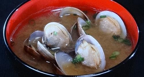 名医のTHE太鼓判:カルシウム不足にしじみの潮汁のレシピ!金子恵美