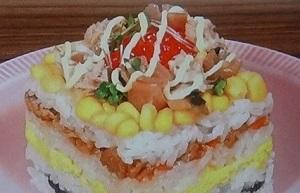 ヒルナンデス:五十嵐美幸シェフの中華風ちらし寿司のレシピ!