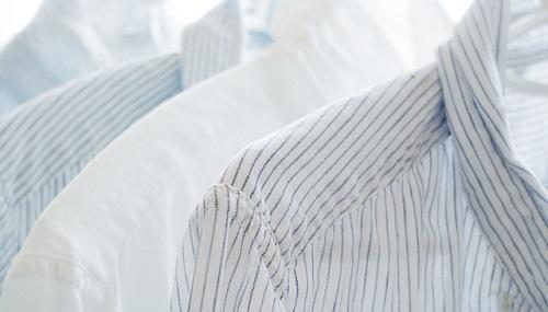 Yシャツの洗濯