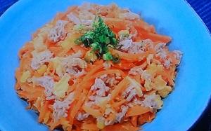 【男子ごはん】いかにんじんのレシピ!福島県のご当地ごはん