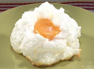 【ごごナマ】メレンゲ目玉焼きのレシピ!超ふわふわ!by卵ソムリエの友加里