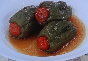肉づめピーマンの蒸し煮のレシピ【あさイチ】by重信初江