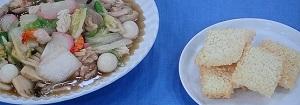 シャキシャキ野菜!八宝菜&海鮮おこげのレシピ【あさイチ】by山本麗子