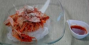 レシピの女王!シンプルレシピ「春雨ビビン麺」by村上知子【ヒルナンデス】
