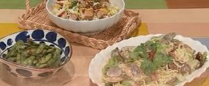 【波瀾爆笑】平野レミのレシピ!ちょっきん焼きそば&食べればカツサンド&枝豆