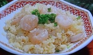 土曜はナニする:海鮮チャーハンの作り方!やせる出汁活用レシピ!