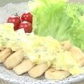 豆腐のチキン南蛮風のレシピ