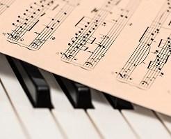 楽譜・歌・曲