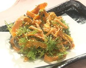 【ヒルナンデス】サクサクかき揚げのレシピ!横山&りゅうちぇる!大ヨコヤマクッキング