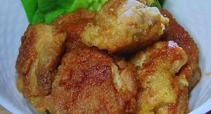 柳澤英子の鶏のから揚げのレシピ