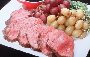 水島弘史シェフのレシピのまとめ!ステーキやローストビーフ、ハンバーグ他