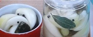 たまねぎのピクルス&オイスターソース炒めのレシピ【あさイチ】by渡辺あきこ