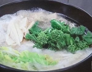 土曜はナニする:鶏と野菜のかにかま鍋のレシピ!小鍋レシピ