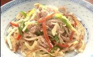 【あさイチ】チンジャオロース風セロリ炒めのレシピ!ハレトケキッチン