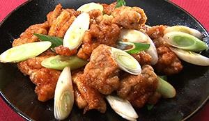 【得する人損する人】ウル得マンの鶏肉レシピ!から揚げの派生でチキンチリソース