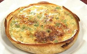 シブ5時:クロワッサンできのこのキッシュのレシピ!寺田真二郎