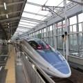 新幹線、駅