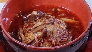 土曜はナニする ポリ袋レシピ:マコさんのハンバーグのレシピ