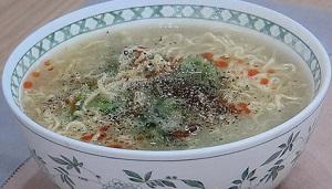 土曜はナニする:リュウジの超ヘルシーサンラータンスープのレシピ!
