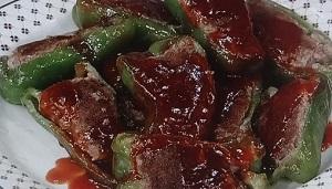 はがれない&ジューシーピーマンの肉づめのレシピ【あさイチ】byきじまりゅうた