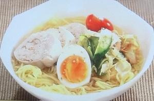ヒルナンデス:のりしおチップス冷麺のレシピ!別府ちゃんのサイコロレストラン