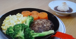 【あさイチ】大根おろし入りハンバーグのレシピ!イタリアンシェフ直伝