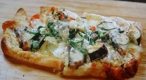 所さん大変ですよ:アボカドの和風ピザのレシピ!柳澤英子さんの低糖質おかず
