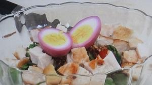 【スッキリ】やわらか鶏むね肉と大麦のサラダのレシピ!フォトジェニックby西岡麻央