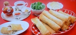 農家直伝ブルーベリーの春巻きのレシピ!葛飾区の東京農家 ヒルナンデス