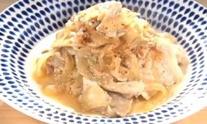 【きょうの料理】大原千鶴のレシピ!豚肉としば漬けのさっぱり煮&とろろ