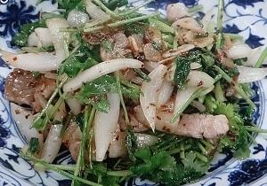 【あさイチ】「夢の3シェフNEO」井桁良樹シェフのレシピ!豚肉のクミン炒め