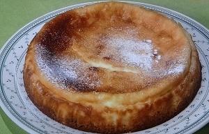 【有吉ゼミ】藤あや子のヨーグルトのベイクドケーキのレシピ!コストコ食材で