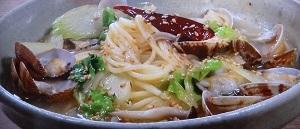 【スッキリ】コウケンテツのレシピ!セロリとアサリの和風スープパスタ