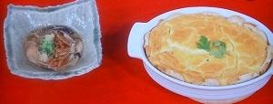 【スッキリ】鈴なりの村田明彦シェフのフランスパンの煮物のレシピ!