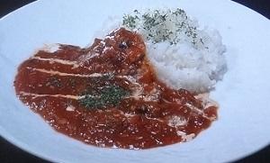 ヒルナンデス:サバ缶エスニック風カレーのレシピ!スパイスカレー