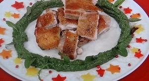 【スッキリ】ゆうこりんのチキンステーキのレシピ!小倉優子のクリスマスディナー!