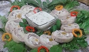 ヒルナンデス:落合シェフのツナ缶で豪華テリーヌのレシピ!
