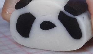 【あさイチ】パンダのデコもちの作り方・レシピ!パック餅で