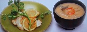【男子ごはん】有村架純のレシピ!メカジキのレモンソテー