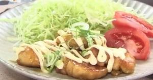 【めざましどようび】鶏むね肉の甘酢煮のレシピ!西山アナの見栄えUP術
