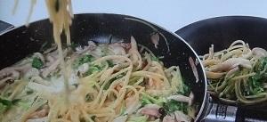 【世界一受けたい授業】柳澤英子のクリームパスタのレシピ!少ないお湯で