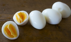 冷凍卵でとろっとろ半熟卵の天ぷらのレシピ!おいしくなる冷凍&解凍術:バゲット