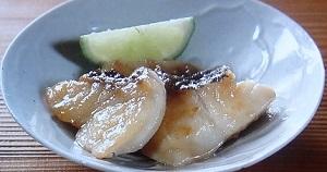 【きょうの料理】黄金だれでたいの幽庵焼きのレシピ!大原千鶴