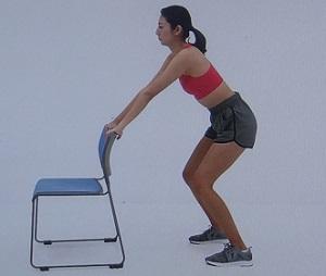 【ごごナマ】筋力アップ術のスクワットのやり方!健康寿命を延ばす