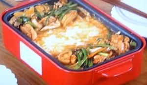 【男子ごはん】ホットプレートでチーズタッカルビ&シメの焼きそばのレシピ!