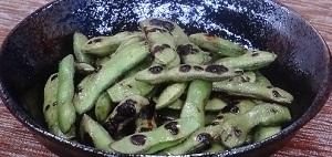 【金スマ】柴田理恵の焼き枝豆のレシピ&蒸し焼き!正しい食事術