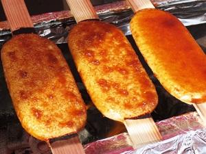 【半分、青い。】仙吉の五平餅のレシピ!つくし食堂