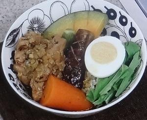 【はやく起きた朝は】簡単野菜スープカレーのレシピ!夏バテ解消